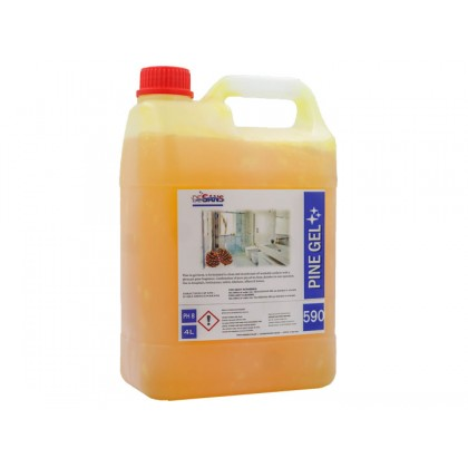 DESANS 590 Pine Gel Antibacteria Disinfectant 4000ml
