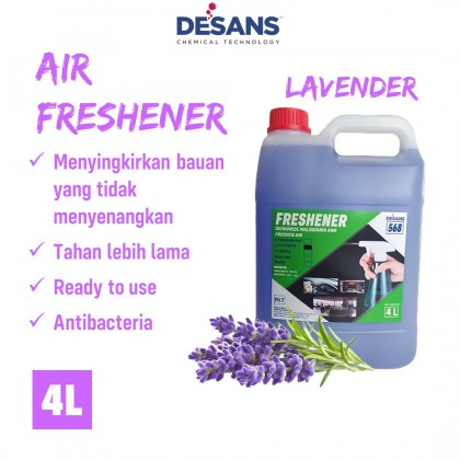 Desans 568 Freshener Air Perfume  (4000 mL)