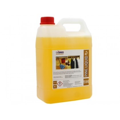 DESANS 596 Pine Liquid Antibacterial Disinfectant 4000ml