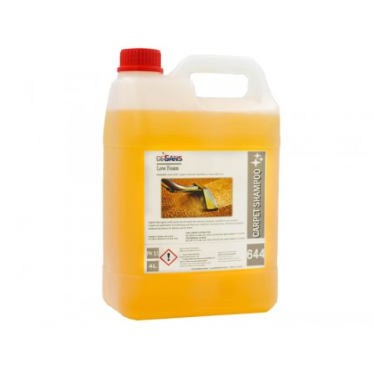Carpet/Sofa/cushion cleaner , DESANS 644 Lo Foam , Carpet Shampoo 4000mL