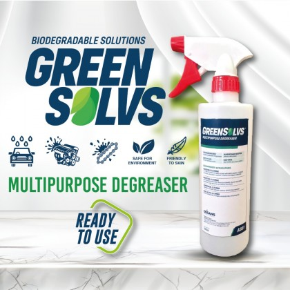 GREENSOLVS A301 - MULTIPURPOSE DEGREASER