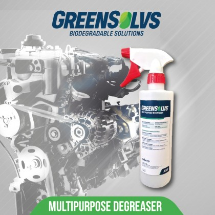 GREENSOLVS A301 - MULTIPURPOSE DEGREASER (spray)