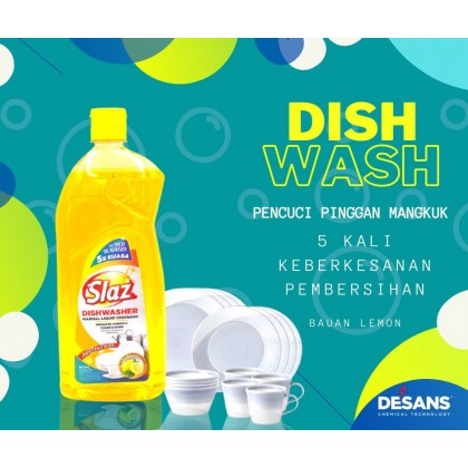 SLAZ Dishwasher 900mL